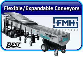 Best Flex Conveyor & Flexible Expandable Gravity Conveyors