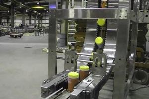 Vertical Lift Conveyors