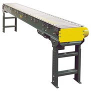 138-ACC - Light Duty (V-Belt) Minimum Pressure Accumulation Conveyors