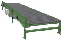 Hytrol 199-CRE24EZ 24 VDC Accumulation Conveyors (EZLogic®)