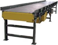 Hytrol ABEZ - Zero Pressure Accumulation Conveyors