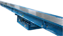 Hytrol ABLR Live Roller Conveyor