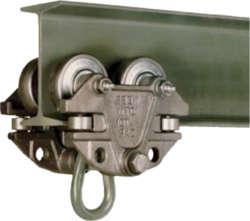 Daifuku Webb's Hand-Pushed Trolley Conveyors