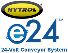 Hytrol e24 - 24 Volt Conveyor Systems - Powered Conveyor System Products