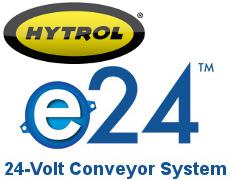 Hytrol e24 - 24 Volt Conveyor Systems