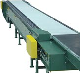 Hytrol ProSort 421 & Hytrol Prosort 431 - High Speed Cross Belt Sorter Conveyor Sortation