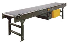 Hytrol SB Conveyor Slider Bed Belt Conveyor