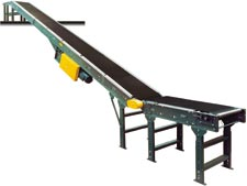 Hytrol SBI - Floor to Floor Slider Bed Incline Conveyors
