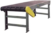 Hytrol Wire Mesh Belt Conveyors