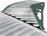 Hytrol 190-LRS Medium Duty Spur (V-Belt) Conveyor