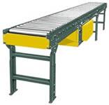 Hytrol Live Roller 190-LR Belt Driven Live Roller Conveyor