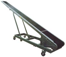 Hytrol Model BA Portable Belt Conveyor