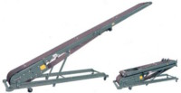 Hytrol Model BL Portable Conveyor