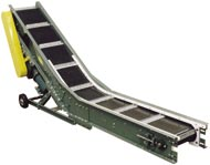 Hytrol Low Profile PCX Portable Conveyor