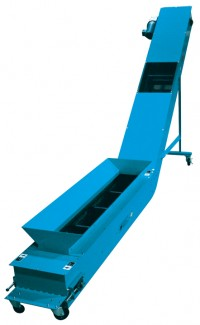 Drag Slide Hockey Stick Conveyor