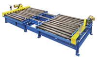 Alba Heavy Duty Chain Transfer Conveyor