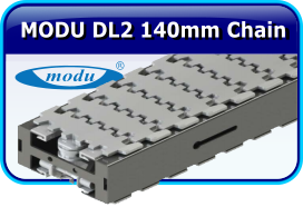 MODU DL2 140mm Thermplastic Chain