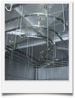 PACLINE Modular Overhead Conveyors
