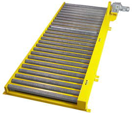 2.5 Chain Driven Live Roller Conveyor