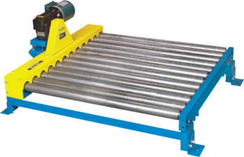 "2.5"" dia. Heavy Duty Chain Driven Live Roller Conveyor"