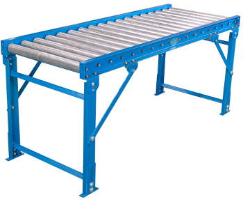 Heavy-Duty Gravity Roller Conveyor