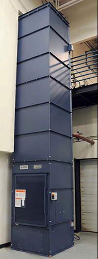 Series B Mechanical Vertical Lift