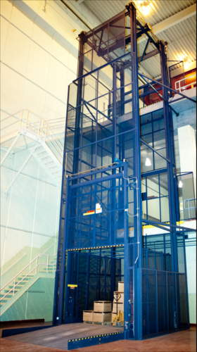 Series F Mechanical Vertical Lift