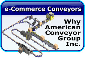 e-Commerce-Why ACG Conveyors