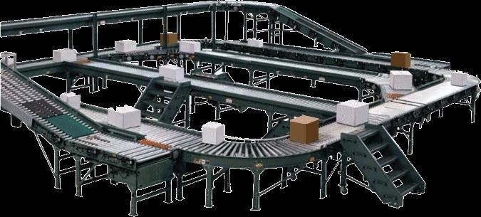 24-volt Conveyor System