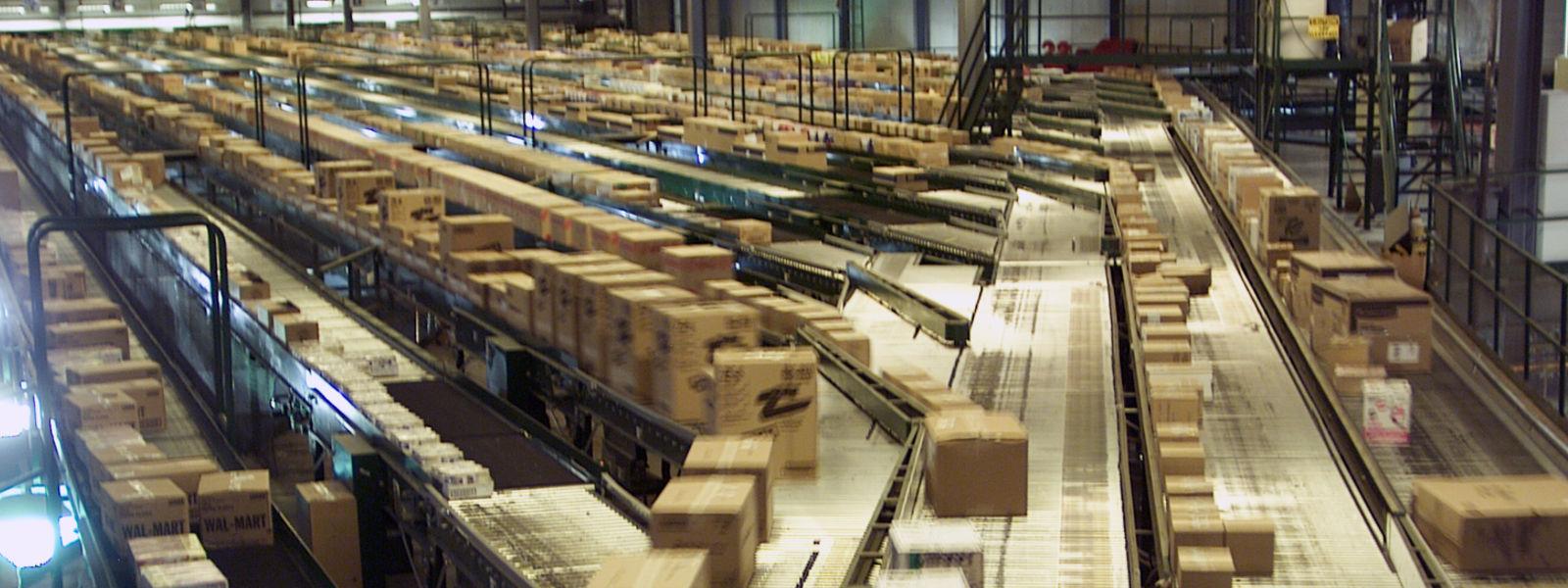 Hytrol Distribution Conveyors