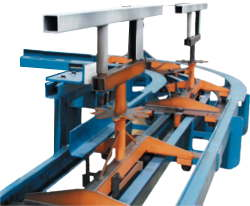Unibilt® Inverted Conveyors