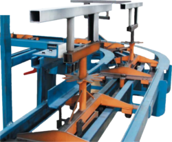Inverted Power & Free WideTrak Conveyors