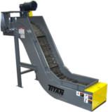 Titan Model 630 Hinged Steel Belt Conveyor