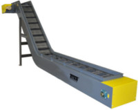Titan Model 640 Hinged Steel Belt Conveyor