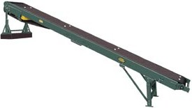 Hytrol C - Cleated Belt Incline Conveyor