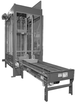 "High Speed Continuous Vertical Conveyor Lift ""Series P"""
