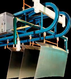 Daifuku Webb Over-N-Under® Overhead Conveyors