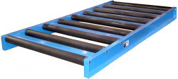 Hytrol Model 36SR Extra Heavy-Duty Gravity Roller Conveyor