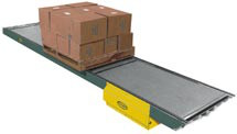 Model DC-60 is a two strand drag chain conveyor