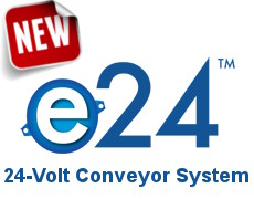 Hytrol e24 (24-volt Conveyor System)