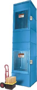 Mechanical Vertical Lift Reciprocating Conveyor - Series B