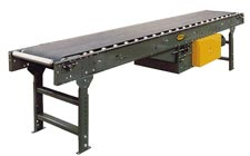 Hytrol Roller Bed Belt Conveyor