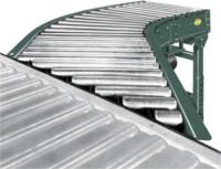 Hytrol 190-LRS Medium Duty Spur (V-Belt) Conveyor