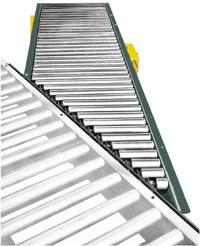 Medium Duty 190-LRSS Belt Driven Live Roller Conveyor