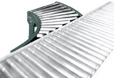 Hytrol 20SRS Spur Heavy Duty Gravity Roller Conveyor