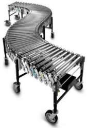 Best Flex Power Roller Conveyor