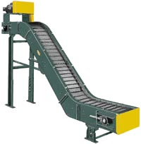Hytrol Piano Hinge PCH Portable Conveyor
