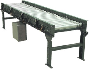 Hytrol 190-PREZ Powered Roller Accumulating Conveyor