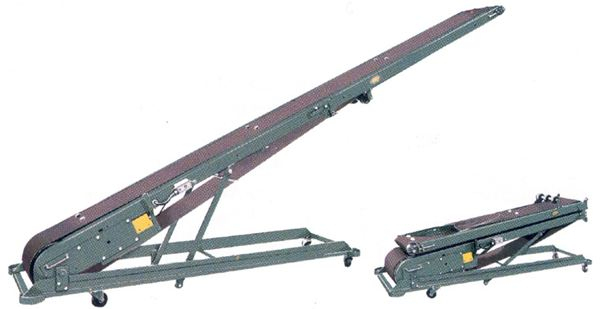 Hytrol Model BL Portable Belt Conveyor