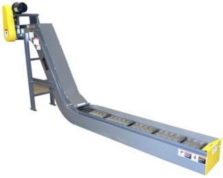 Titan Model 610 Chip Conveyor.